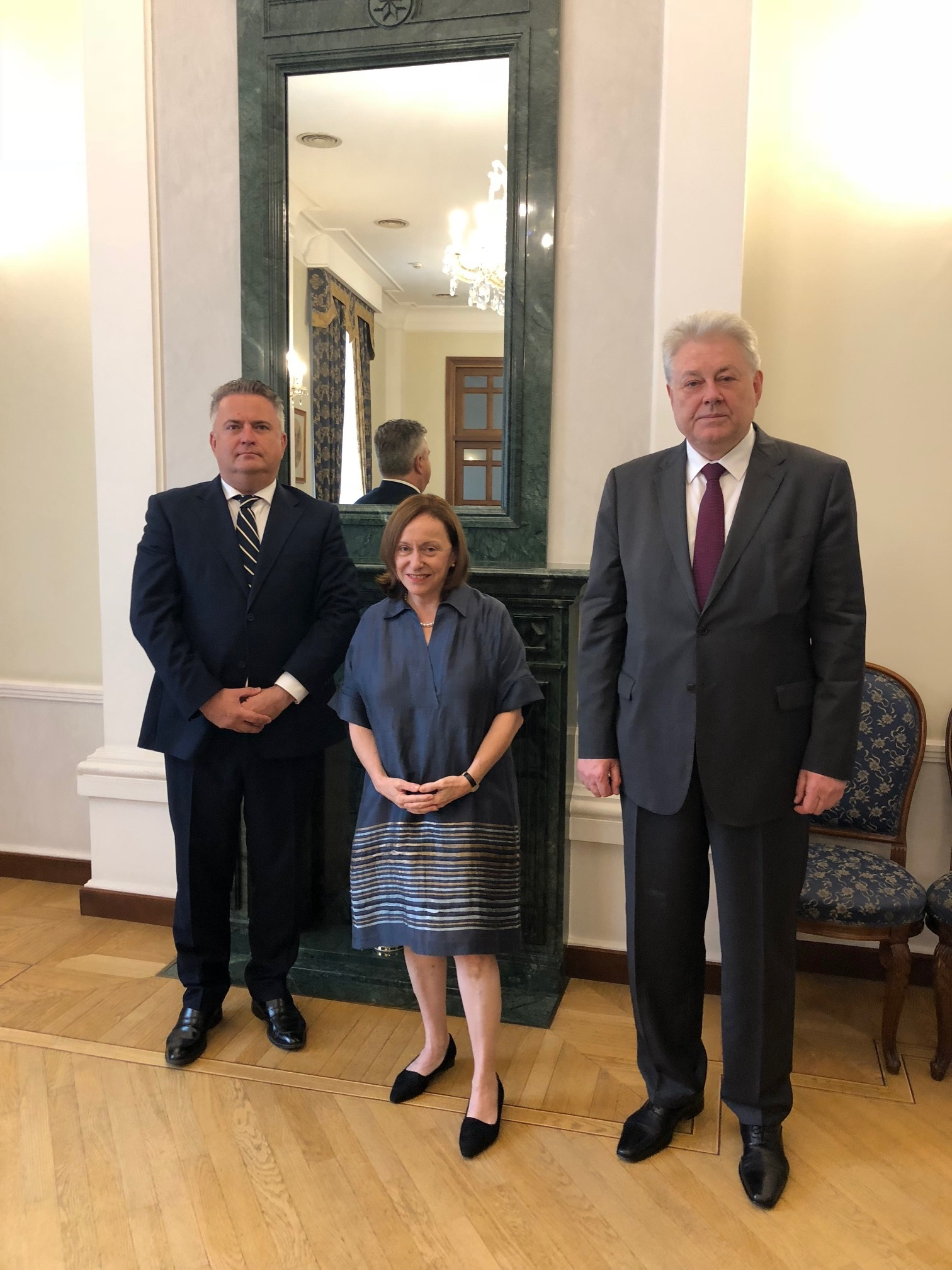deputy minister for foreign affairs of ukraine sergiy