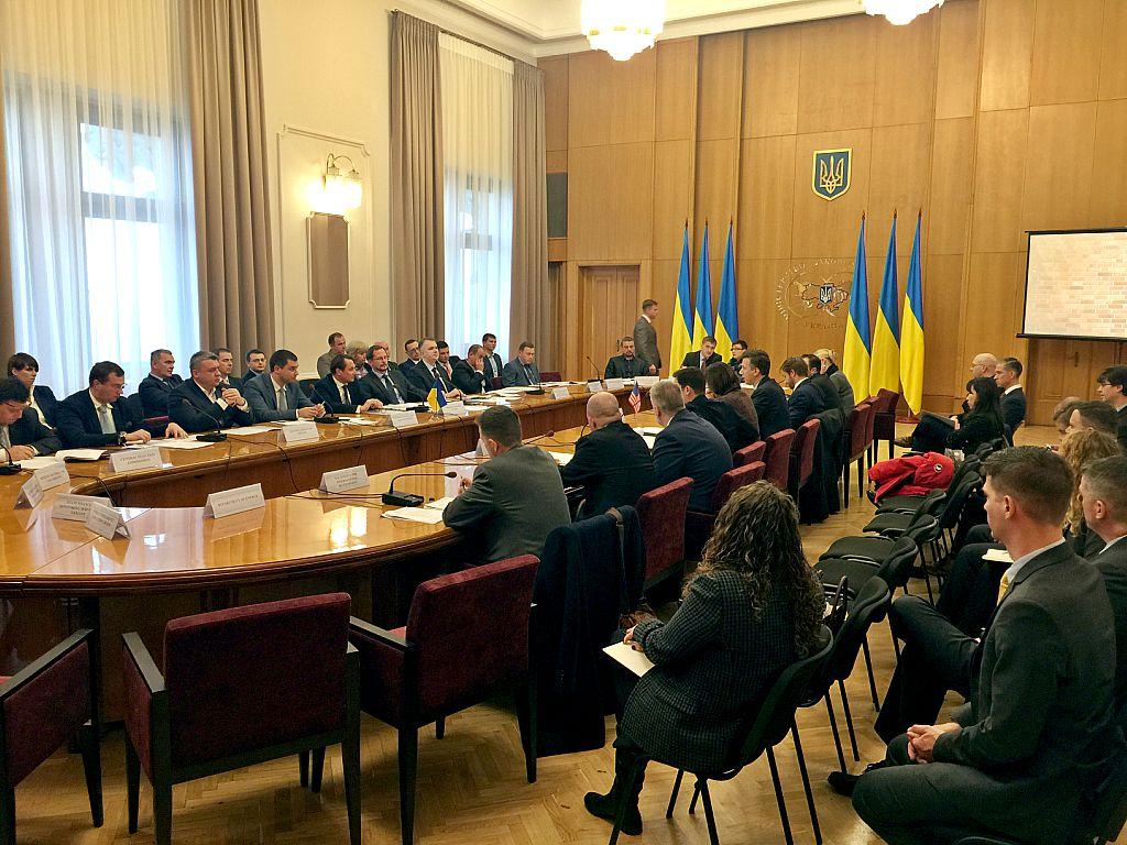second ukraine  u2013 u s  cybersecurity dialogue takes place
